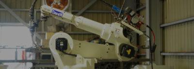 25台の溶接機とロボット溶接・プレス加工機による 大ロット・量産対応