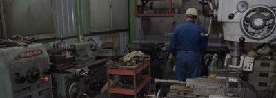 「機械加工+製缶加工」「プレス+板金溶接」による複合加工