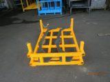 レーザー加工品のパレット設計・製造事例