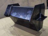 焼却炉のコンベアのエプロンブロック