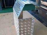 アルミ縞鋼板製 カバー品