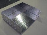 アルミ縞鋼板製 仕切りフレーム